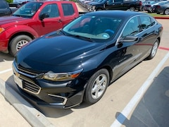 Used 2017 Chevrolet Malibu LS w/1LS Sedan