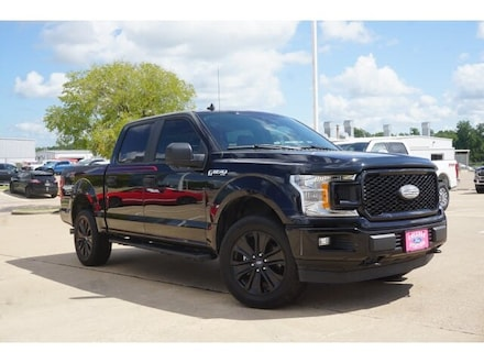 2020 Ford F-150 XL CREW CAB SHORT BED TRUCK