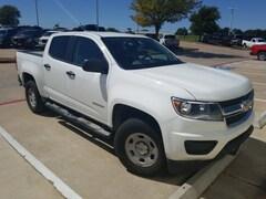 Used 2019 Chevrolet Colorado WT Crew Cab Short Bed Truck