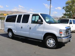 Used 2014 Ford Econoline Wagon E-150 XLT Van 8372R in Glendora, CA
