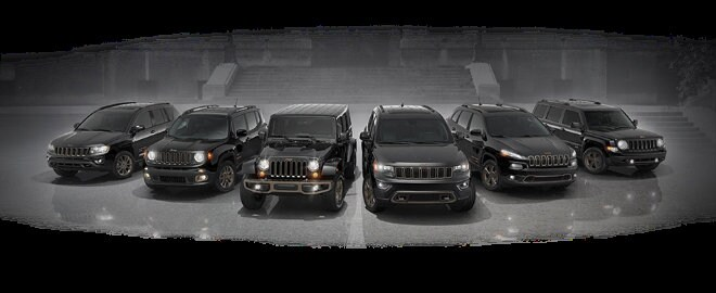 2017 Jeep vehicles available near Memphis