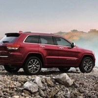 Why buy a Jeep Grand Cherokee