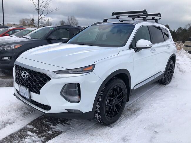 2019 Hyundai Santa FE 2.0T Ultimate AWD Ultimate 2.0 SUV