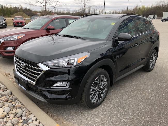 2019 Hyundai Tucson 2.4L AWD LUXURY SUV