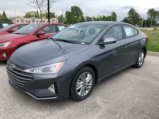 2020 Hyundai Elantra Preferred Sedan