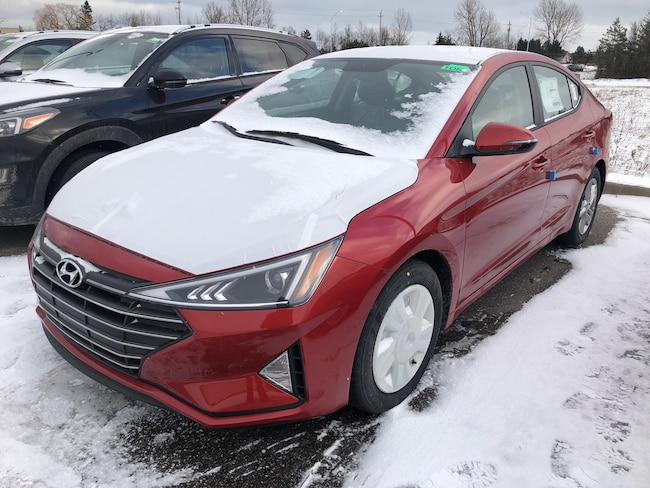 2019 Hyundai Elantra Preferred Preferred Sedan