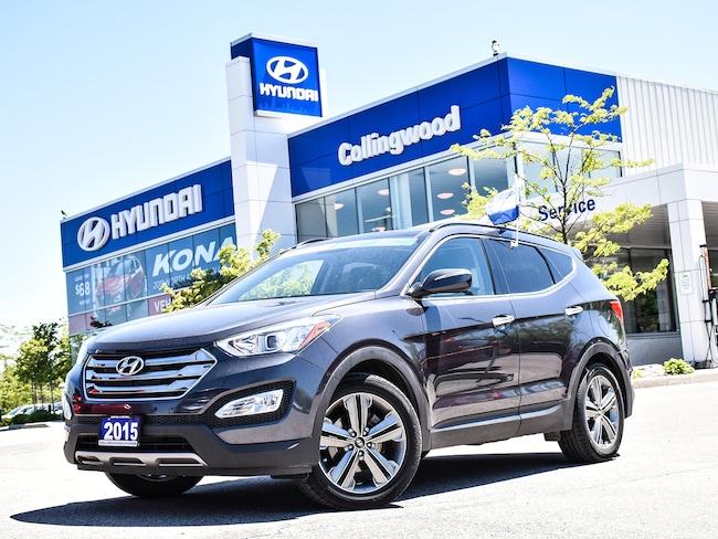 2015 Hyundai Santa Fe Sport LTD/NAV! SUV