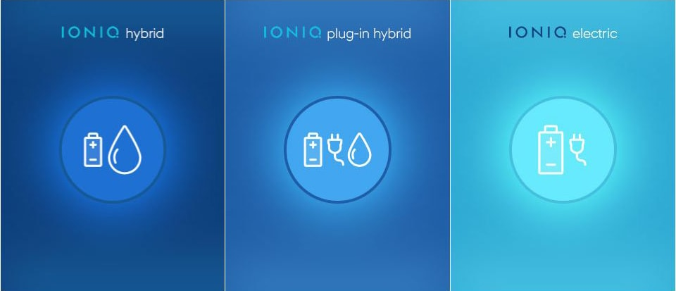 ioniq options