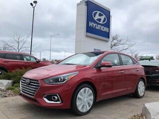 2019 Hyundai Accent ULTIMATE 5 DOORS Hatchback