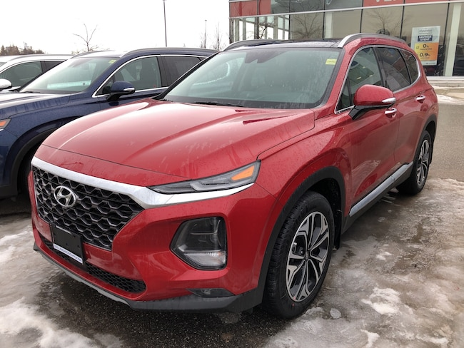 2019 Hyundai Santa Fe 2.0T ULTIMATE AWD SUV