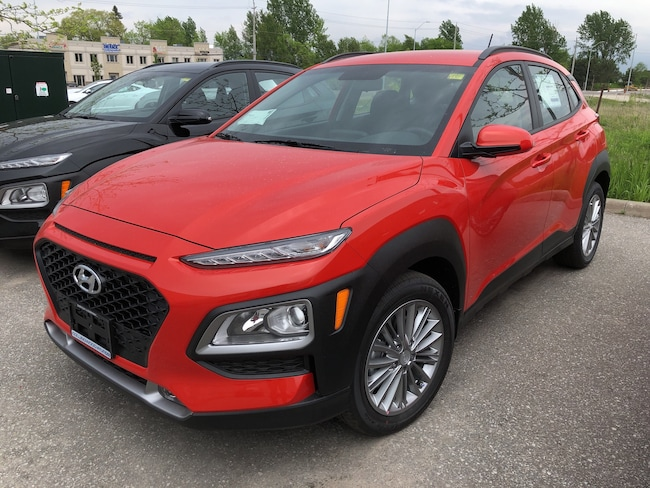 2019 Hyundai Kona 2.0L AWD PREFERRED SUV