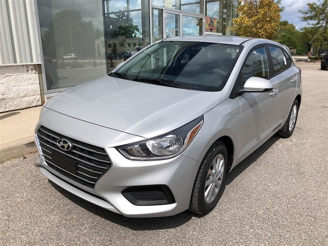 2019 Hyundai Accent PREFERRED 5 DOORS Hatchback