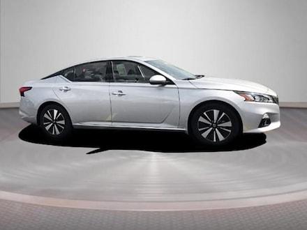 2019 Nissan Altima 2.5 SV Sedan sedan