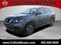 2020 Nissan Pathfinder 4X4 S suv