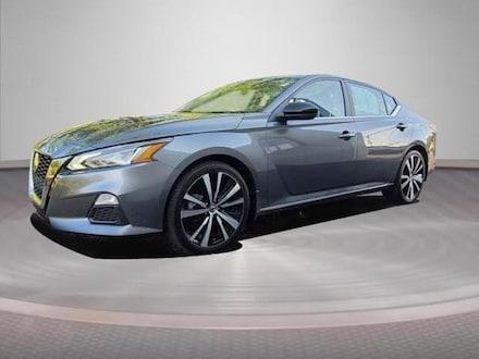 2020 Nissan Altima 2.5 SR ONE Owner Cert sedan