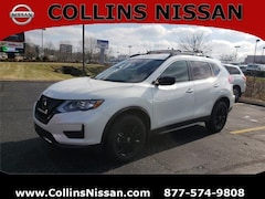 2018 Nissan Rogue AWD SV suv