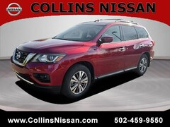 2020 Nissan Pathfinder 4X4 SL suv