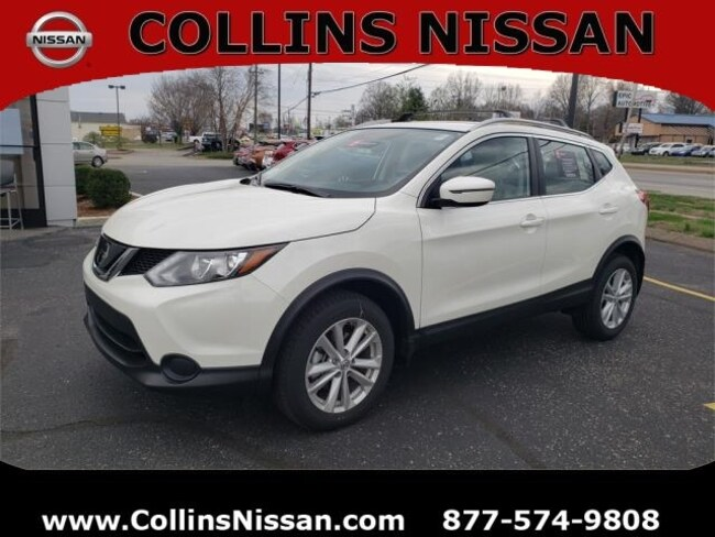 2018 Nissan Rogue Sport 2018.5 AWD SV suv For Sale in Louisville