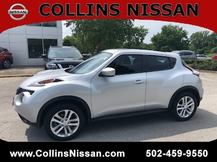 2016 Nissan Juke S AWD ONE Owner Certified suv