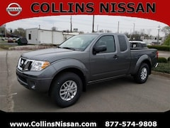 2019 Nissan Frontier King CAB 4X4 SV Auto truck