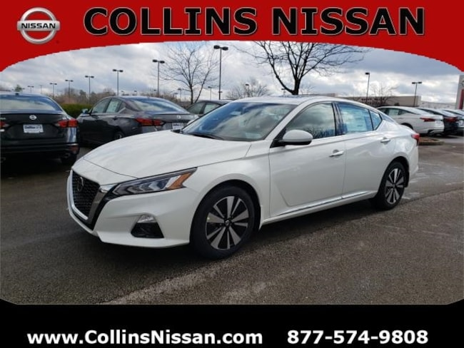 2019 Nissan Altima 2.5 SL AWD Sedan sedan