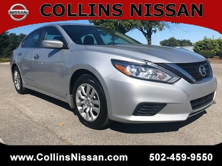 2018 Nissan Altima 2.5 S ONE Owner sedan