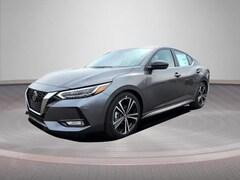 2021 Nissan Sentra SR CVT sedan
