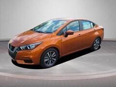 2021 Nissan Versa SV CVT sedan