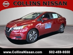 2020 Nissan Versa SV CVT sedan
