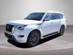 2021 Nissan Armada 4x4 Platinum suv