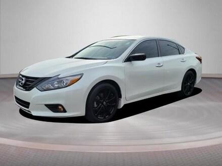 2018 Nissan Altima 2.5 SR Midnight Edition sedan