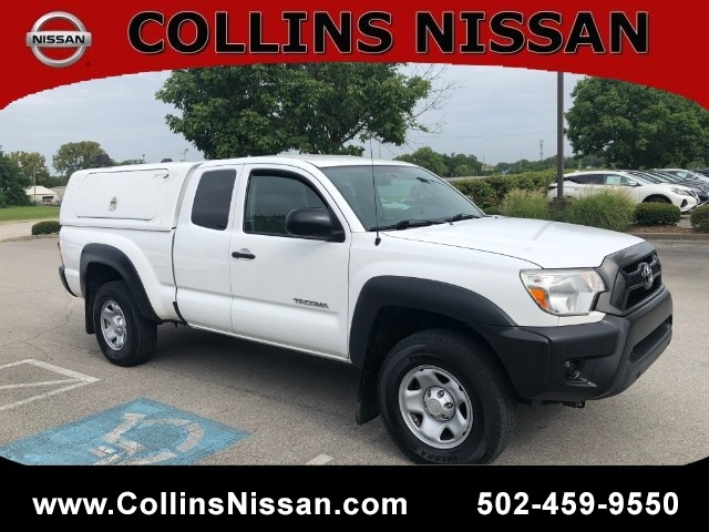 2014 Toyota Tacoma 2WD Access Cab I4 AT Prerunner truck