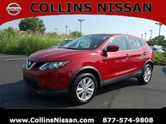2017 Nissan Rogue Sport AWD S suv