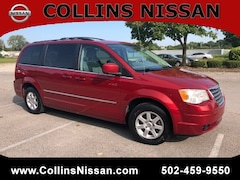 2010 Chrysler Town & Country Touring ONE Owner van