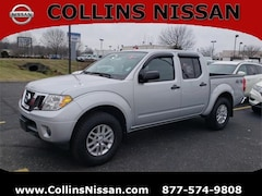 2016 Nissan Frontier 4WD Crew CAB SWB Auto SV truck