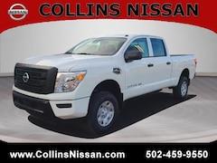 2021 Nissan Titan XD 4X4 Crew CAB S truck