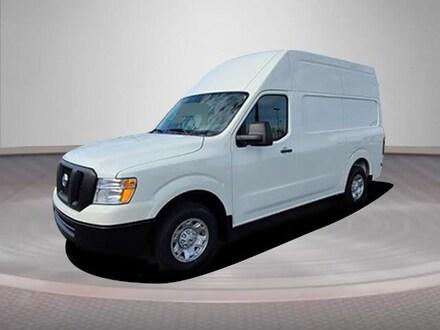 2021 Nissan NV Cargo NV2500 HD High Roof V6 SV van