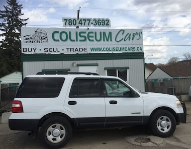 2007 Ford Expedition XLT, 4X4, LEATHER, 150KM SUV