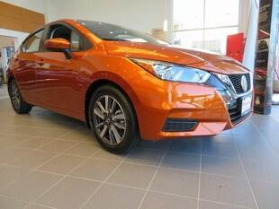 2020 Nissan Versa 1.6 SV Sedan