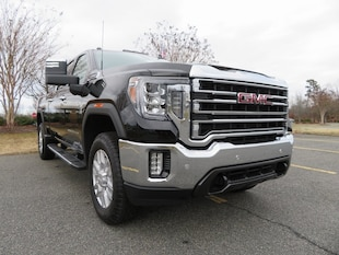 2020 GMC Sierra 2500HD SLT Truck Crew Cab