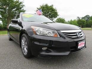 2012 Honda Accord 3.5 EX-L Sedan