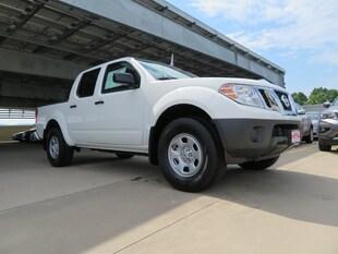 2019 Nissan Frontier S Truck Crew Cab