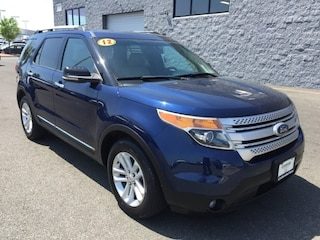 Used 2012 Ford Explorer XLT SUV under $15,000 for Sale in South Chesterfield