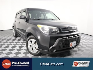 Used 2014 Kia Soul Base Hatchback under $15,000 for Sale in South Chesterfield