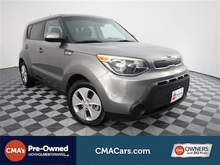 Used 2015 Kia Soul Base FWD Hatchback under $15,000 for Sale in South Chesterfield