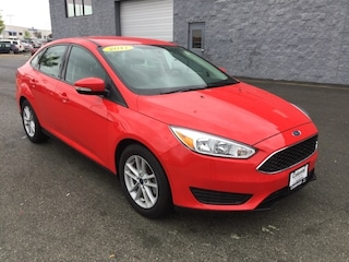 Used 2017 Ford Focus SE Sedan under $15,000 for Sale in South Chesterfield