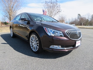2015 Buick Lacrosse Premium II Group Sedan