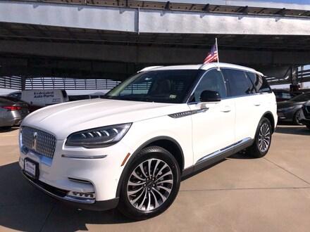 2021 Lincoln Aviator Reserve SUV