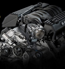 6.4L SRT V8 ENGINE
