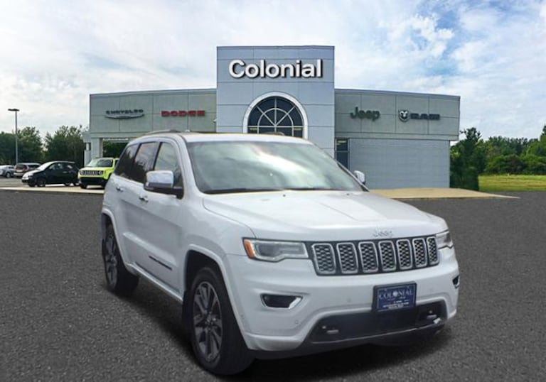 Used 2017 Jeep Grand Cherokee For Sale Hudson MA | VIN:1C4RJFCG2HC607690